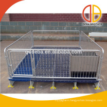 Popular Pig Nursery Pen Pig Breeding Equipment Certified Supplier